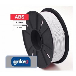 Filamento ABS 1.75mm BLANCO