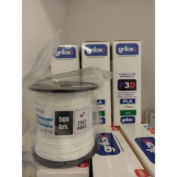 Flexible 1.75mm BLANCO 500gr